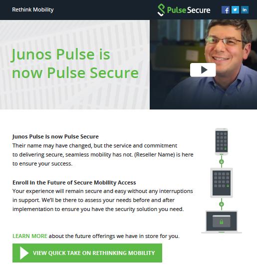 Pulse Secure E1