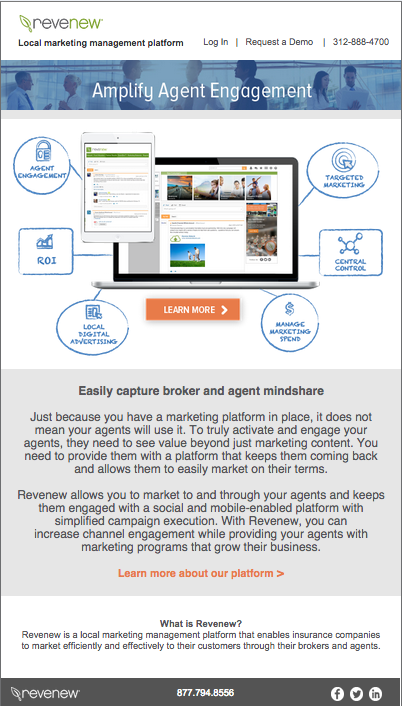 amplify agent engagement
